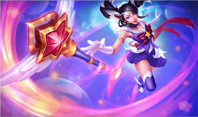Mod Skin Lux Sailor Saturn