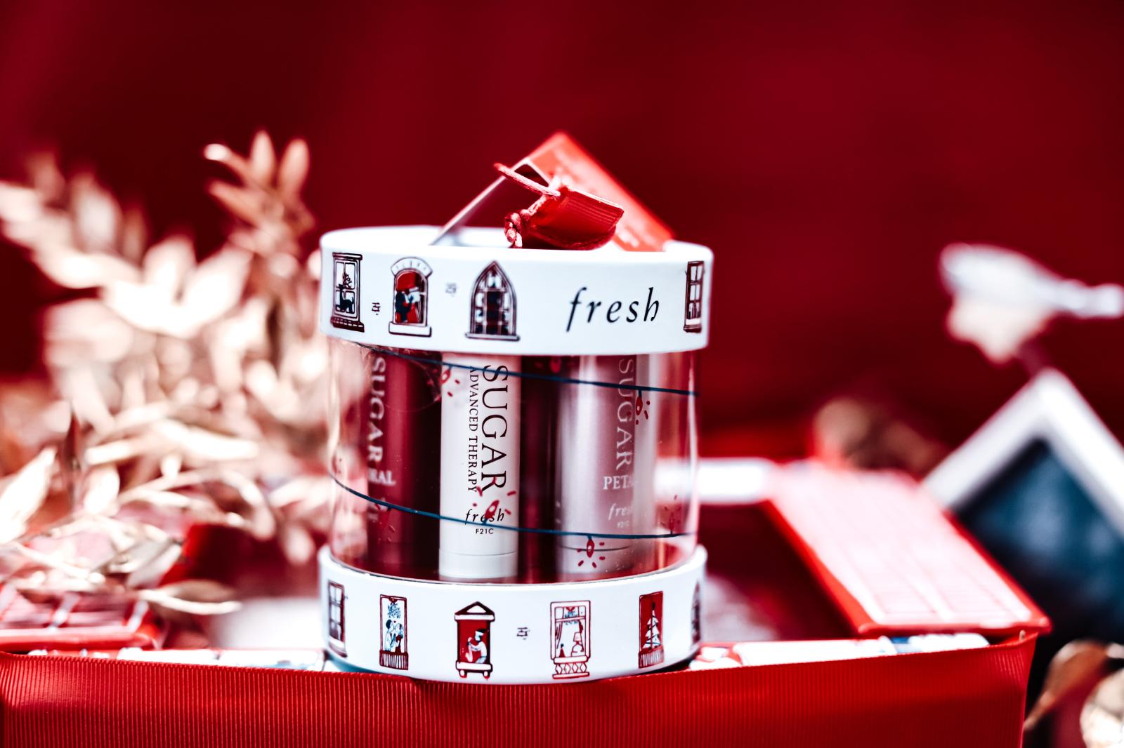Fresh coffrets Noël 2019Carousel baumes teinté sugar
