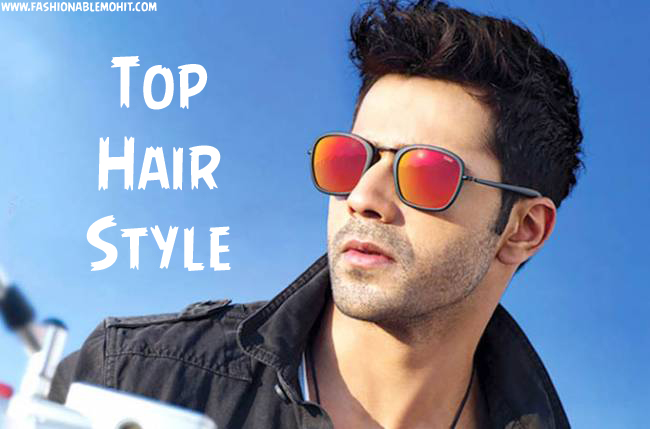 Best 10 Hairstyles For Indian Boys 2019 Fashionable Mohit