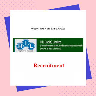 HIL Recruitment 2020 for General Manager, Manager, Assistant Manager & Officer