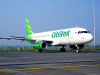 PT Citilink Indonesia - Recruitment For Data Analyst CRM, Web Developer Garuda Group January 2016