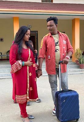 Kitne Dur Kitne Paas Bhojpuri Movie actor
