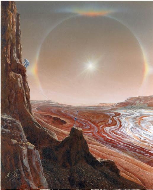 Michael Carroll | Mars Artists Community