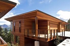 Wooden Home Designs Modern Home Designs
