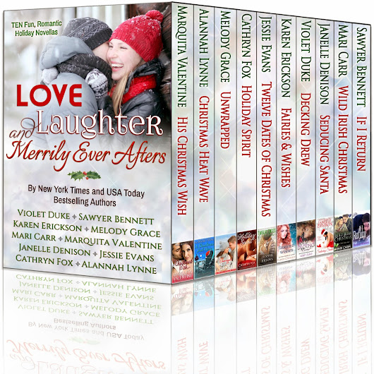 Love, Laughter, and Merrily Ever Afters - LIMITED EDITION!!