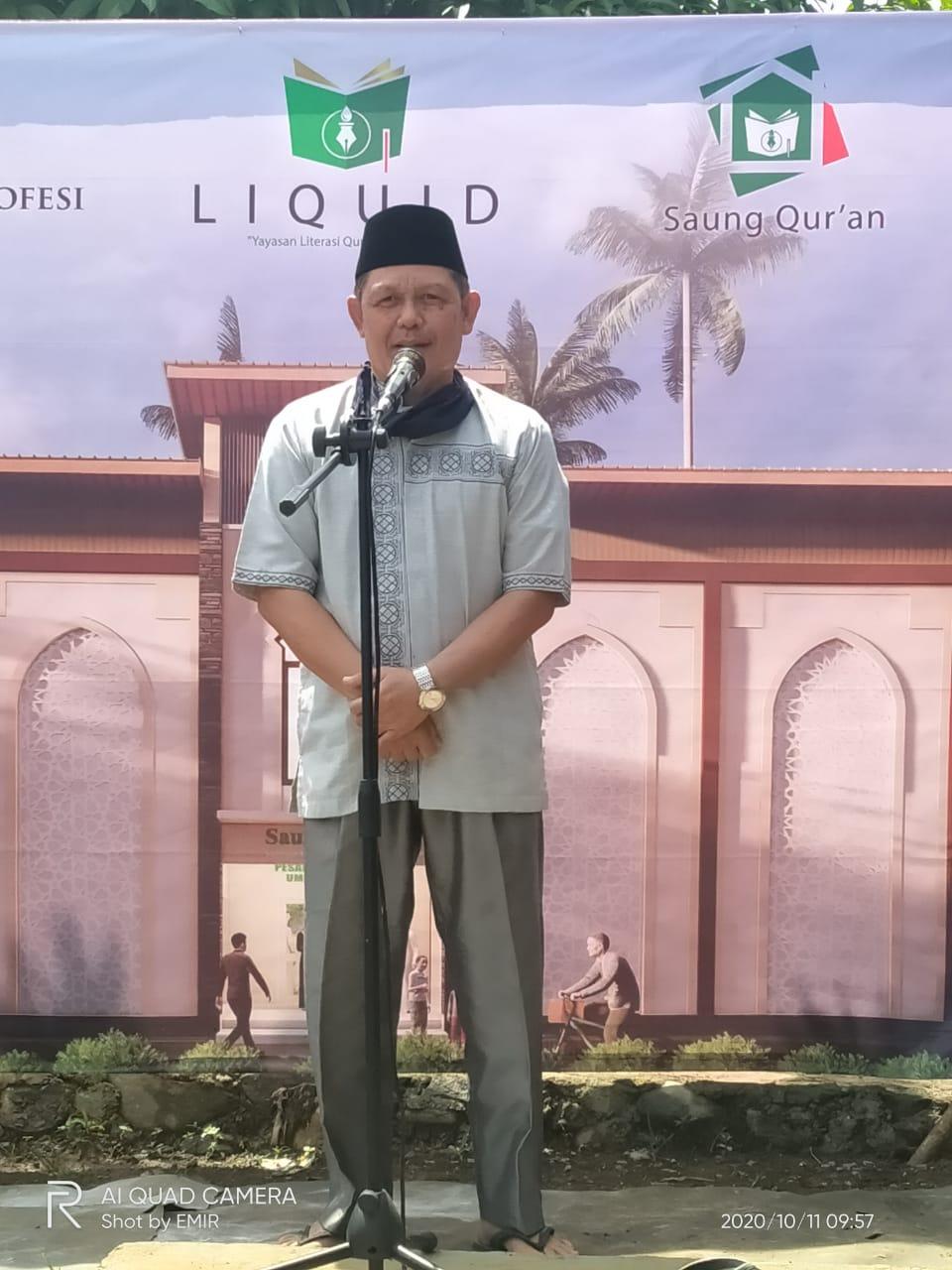Yayasan Literasi Quran Indonesia LIQUID