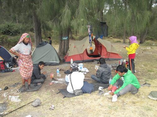 Sewa Alat Camping Blitar