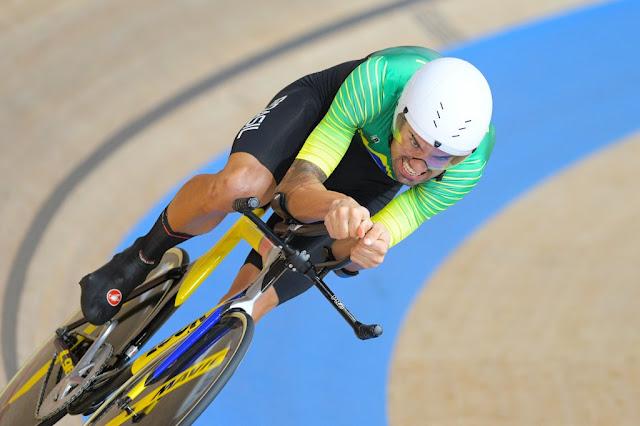 Lauro Chaman fez melhor tempo de sua carreira nas Paralimpíadas de Tóquio - Foto: JB Benavent / CBC
