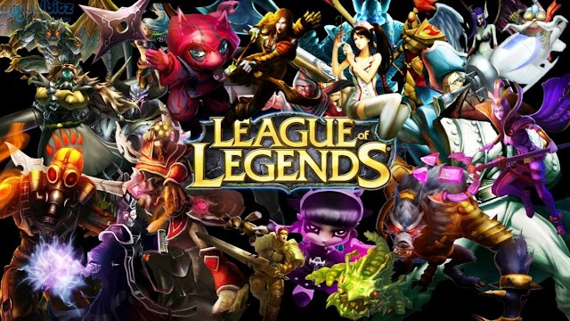 PLAY LEAGUE OF LEGENDS NOW