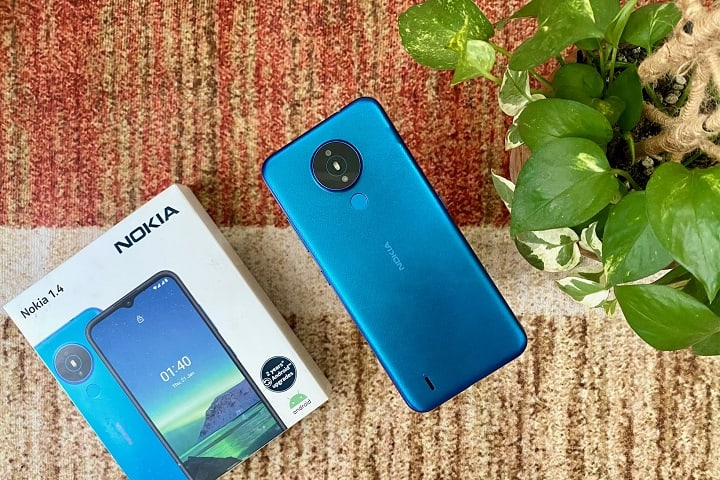 Nokia 1.4 Review of Battery Performance