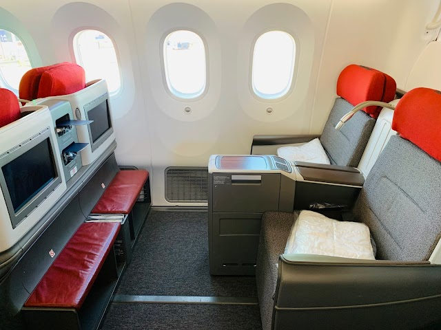 The Trick to Fly LATAM 787 Business Class For A Fraction of Economy Class Price Ticket From Santiago to Easter Island and Return