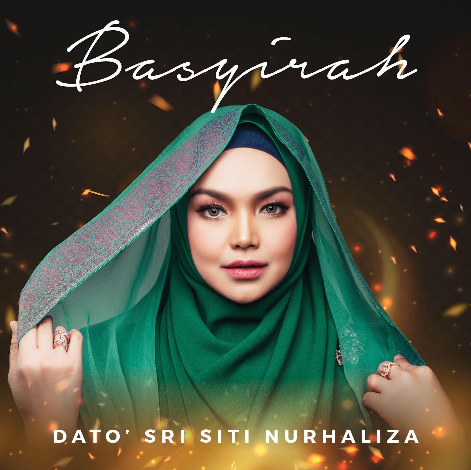Lirik Lagu Dato' Sri Siti Nurhaliza - Basyirah
