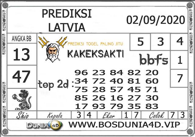 Prediksi Togel LATVIA DUNIA4D 02 SEPTEMBER 2020