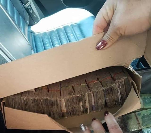 VIDEO.- Un misterioso integrante del Cartel de Sinaloa es capturado con vehículo blindado y 4 millones de pesos