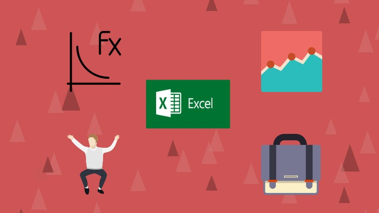 Excel Formulas & Functions + Make a Pro Excel Template course