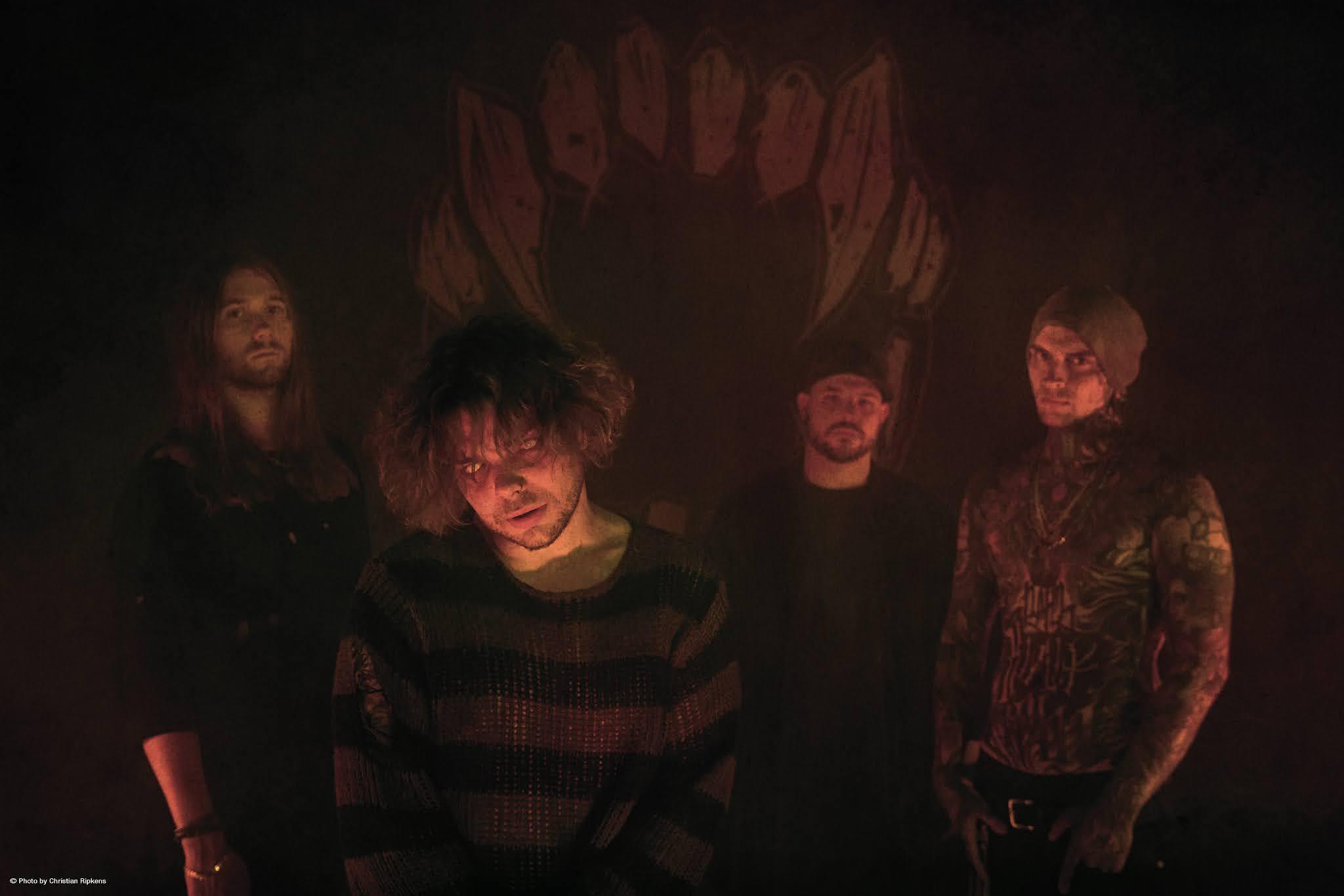 Ghostkid photo band
