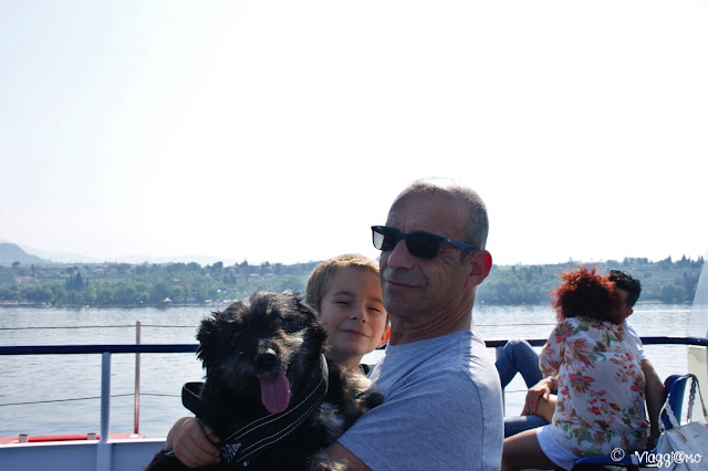 Traversata sul Lago di Garda: Lazise - Salò