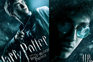 Harry Potter and the Half-Blood Prince US teaser posters