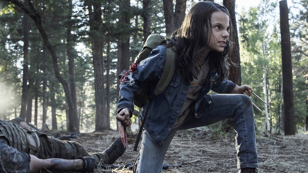 Wolverine : X-23 Spin-off Film Based On Logan's Daughter In Development.