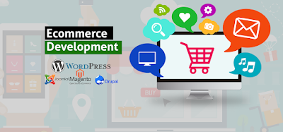 ecommerce website development, web design services company