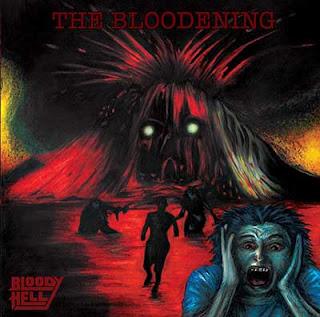 """Ο δίσκος των Bloody Hell """"The Bloodening"""""""