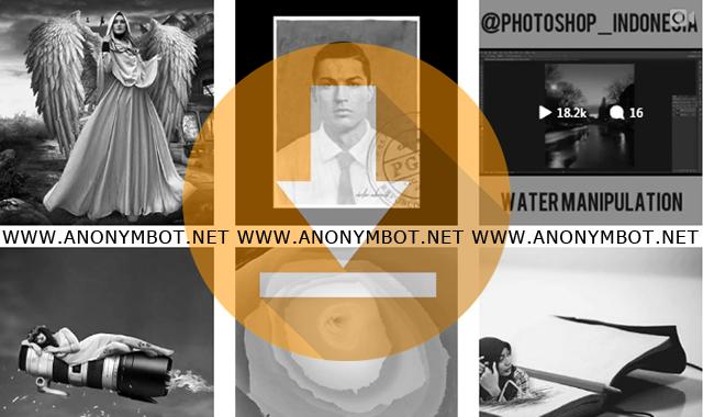 Cara Download Foto Video Instagram Tanpa Software Aplikasi di Android Komputer PC