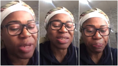 VIDEO: Please Let Me Go, I Am Not Sick - Susan Cries Out After Been Held For 57 Days