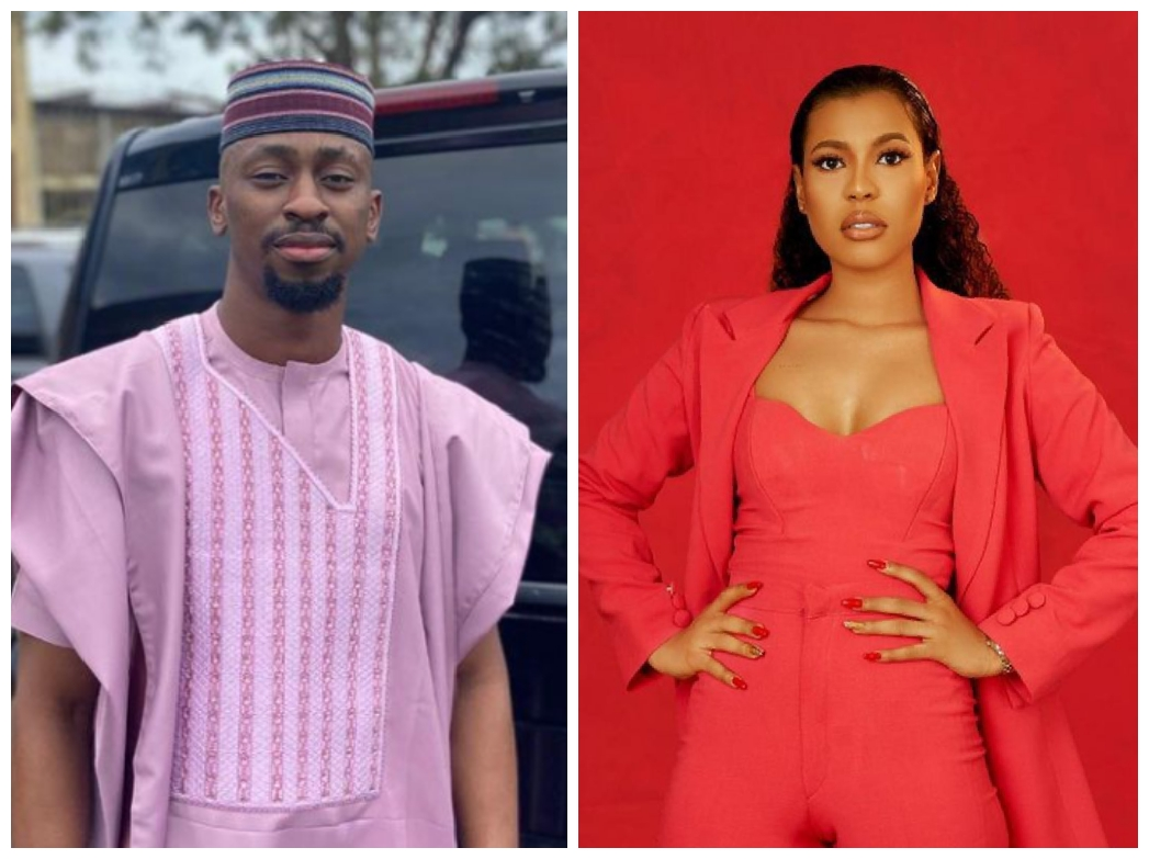 BBNaija: Nini finally defines her friendship with Saga, reveals what she wants from him