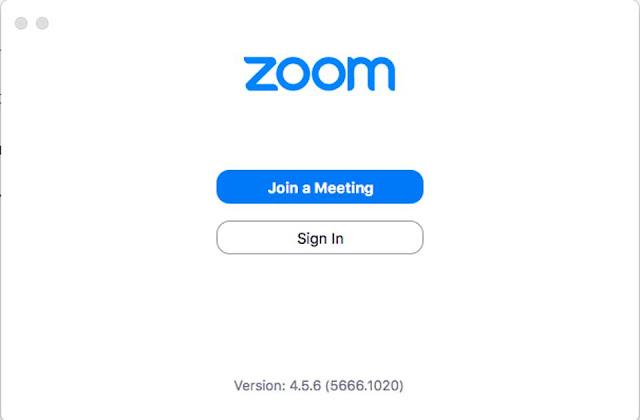 Cara Menggunakan Aplikasi Zoom di Laptop