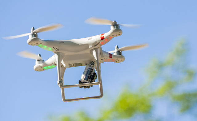 The FAA warns: the tragedy caused by drones is close