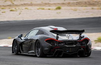 salah satu supercars langka dari inggris yang dari kesemua mobilnya memiliki desain yang  Spesifikasi Supercars Langka McLaren P1
