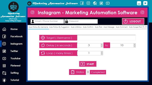 Cara Cepat Tambah Followers Berdasarkan Username di Instagram Secara Automatis