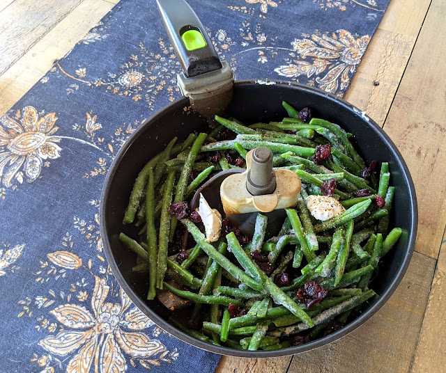 How to make green beans in the air fryer