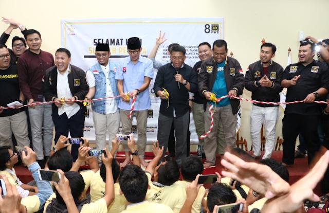 Sandiaga Uno: 2019 Pilih PKS!
