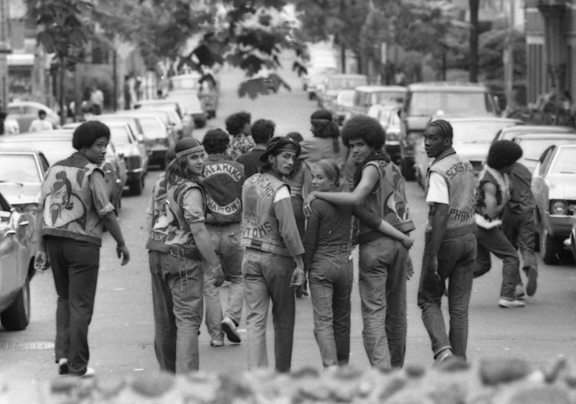 Documentales sobre pandillas callejeras