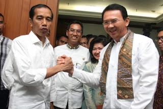 Walau Melanggar Hukum, Ahok Pastikan Reklamasi Dilanjutkan Usai Rapat Dengan Jokowi