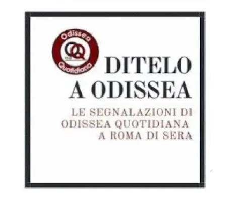 Ditelo a Odissea, puntata del 2 dicembre 2020