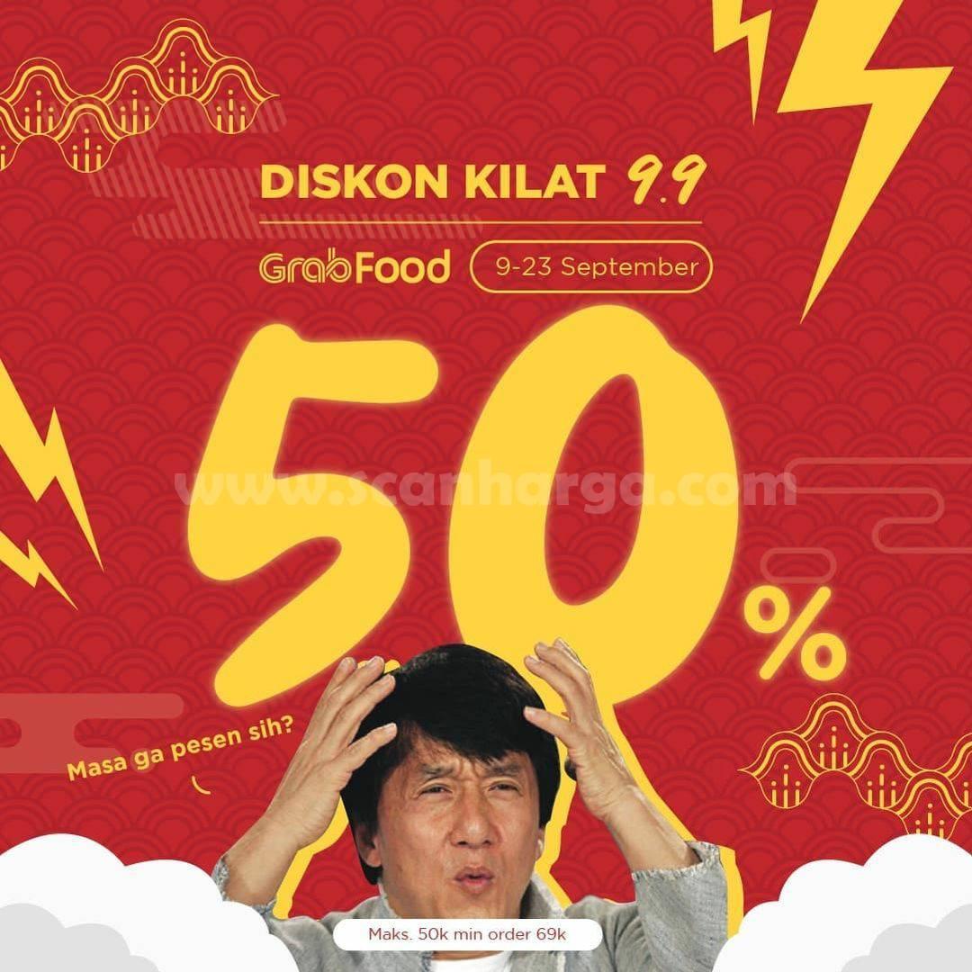 Chicken Pao Promo Grabfood Diskon Kilat 9.9 Up To 50%