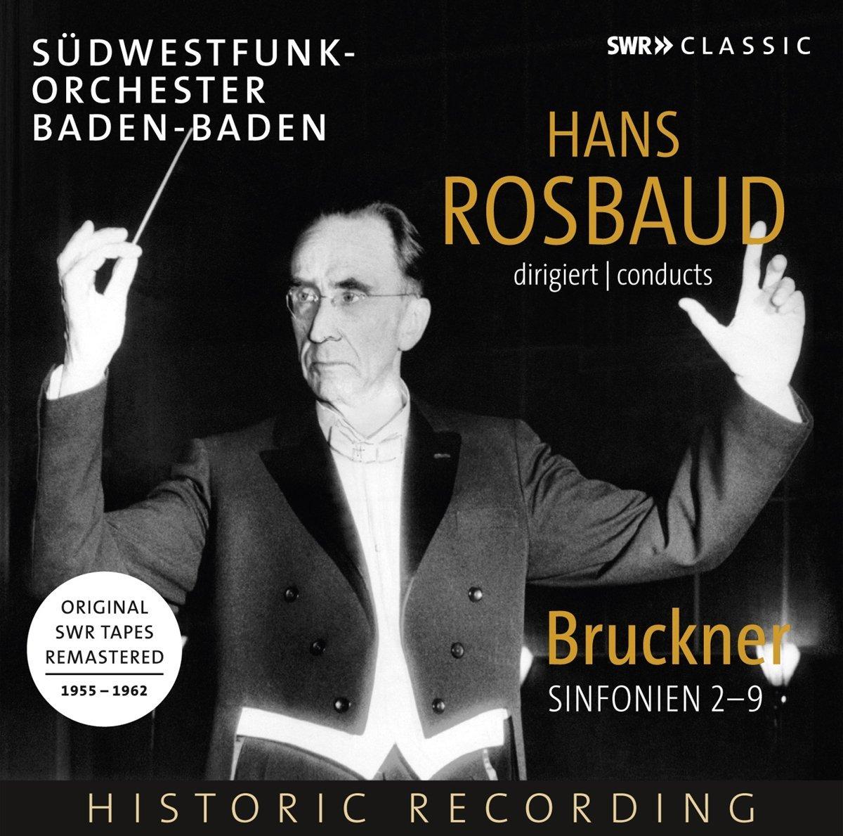 The Südwestfunk (SWF)-Sinfonie-Orchester Baden-Baden became the SWR Sinfonieorchester Baden-Baden und Freiburg