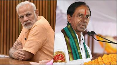 Telangana-CM-KCR-Comments-on-Narendra-Modi-Blog-vedika
