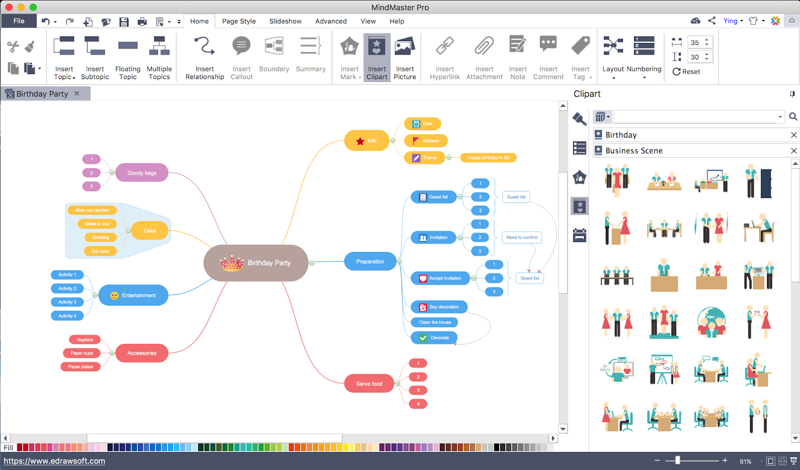 Edraw Mindmaster Review Free Mind Map Software For Mac Windows And Linux