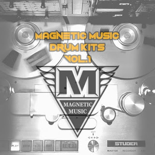 Free Magnetic Music Magnetic Drumkit Vol 1