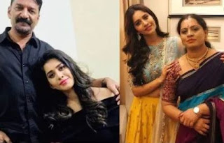Nabha Natesh Family Husband Parents children's Marriage Photos