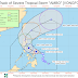 Bagyong Ambo - PAGASA Update