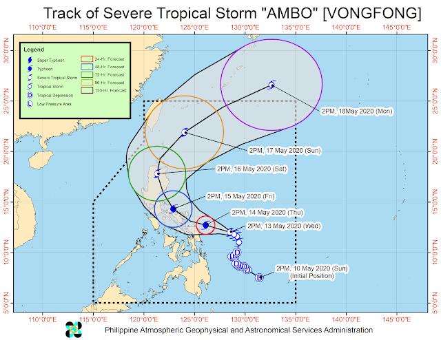 bagyong ambo Philippines