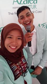 Acara Azalea Hijab dating di Palembang
