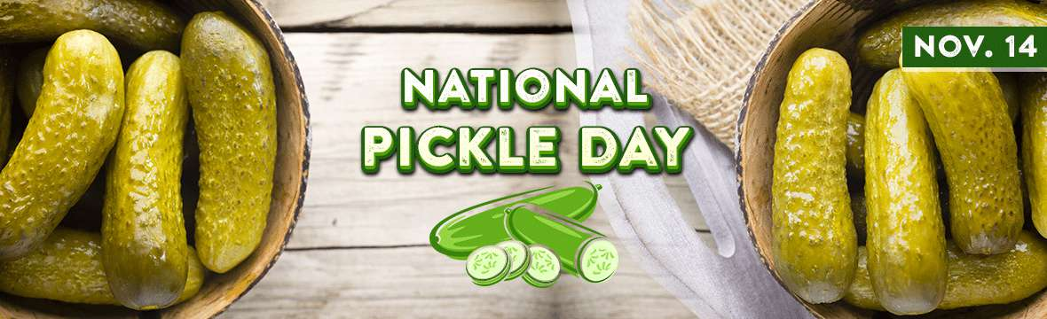 National Pickle Day Wishes Images download