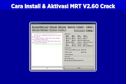 Cara Install MRT V2.60 Crack + Keygen dan Mengatasi Zprotect Encounters