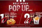 Promo KFC Beli Menu POP UP Combo Dapat Gelang Akses Sandal Boys