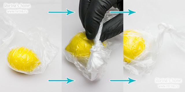 Как легко развязать пакет? Фото-инструкция